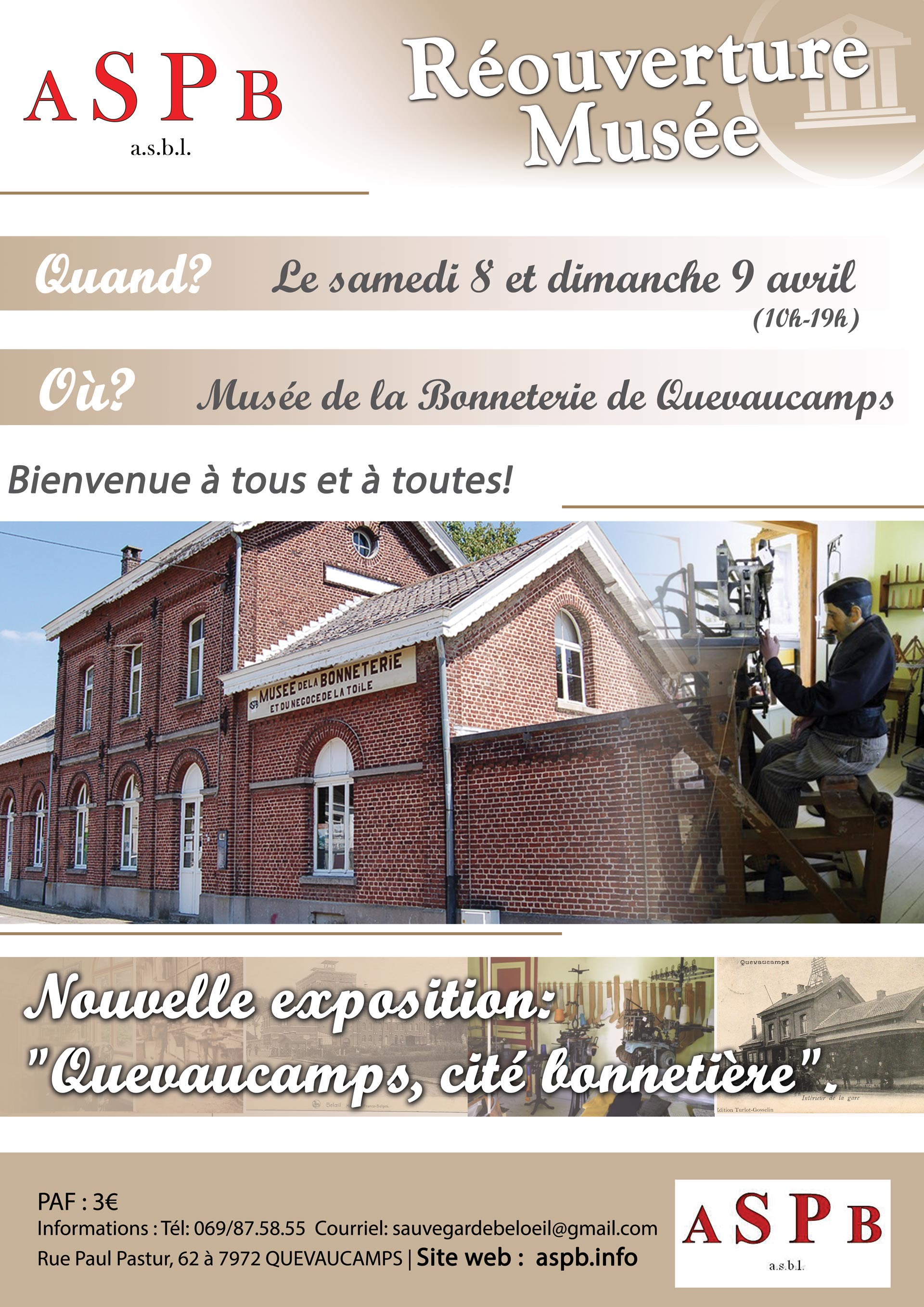 exposition Quevaucamps