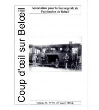Coup d'oeil sur Beloeil N°93