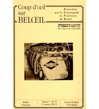Coup d'oeil sur Beloeil N° 51