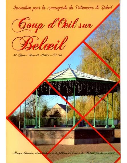 Coup d'oeil sur Beloeil N°148