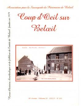 Coup d'oeil sur Beloeil N°143